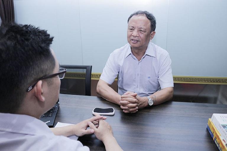 Chú Đỗ Văn Nho điều trị thành công bệnh gout tại nhà thuốc Đỗ Minh Đường