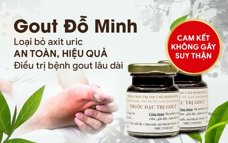 Gout Đỗ Minh