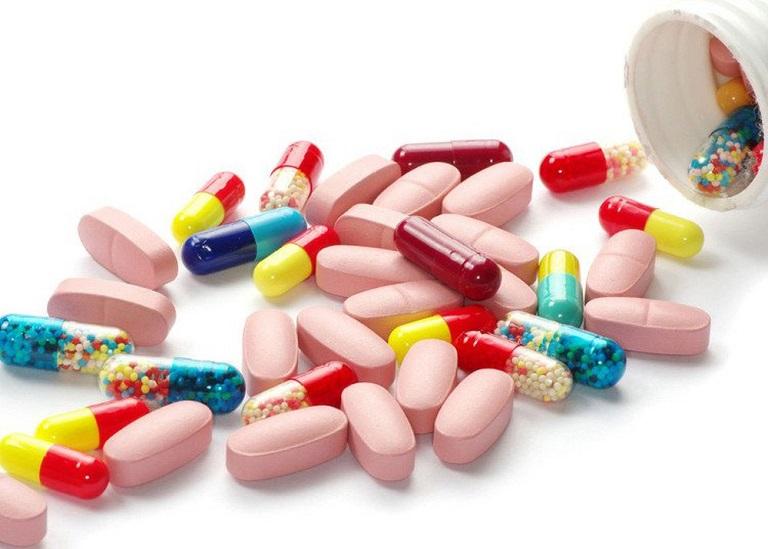 Sử dụng thuốc Tây y điều trị gout cấp tính